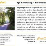 Smultronställen - Cykelpaket
