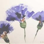 Konstutställning - Akvarellglädje